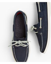 Talbots The Original Sperry(r) Boat Shoe - Blue