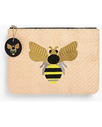 Talbots - Bee Pouch - Lyst