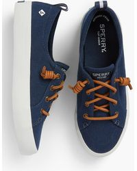 Talbots - Crest Vibe Sperry® Sneakers - Solid - Lyst