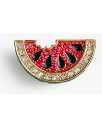 Talbots - Watermelon Brooch - Lyst