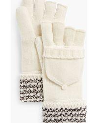 Talbots Pop Top Gloves - Multicolor