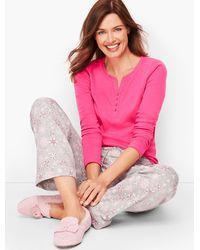 Talbots Pyjama Set - Pink
