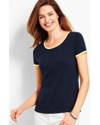 Talbots - Tipped Shell - Lyst