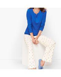 Talbots Pyjama Set - Blue