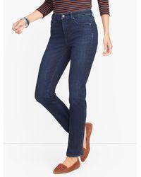 Talbots Straight Leg Jeans - Blue