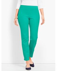 Talbots - Chatham Ankle - Curvy Fit - Lyst