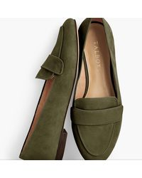 Talbots Ryan Keeper Loafers - Green