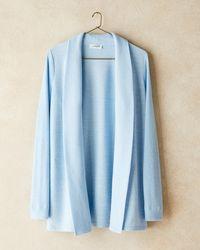 Talbots - Marled Cardigan Sweater - Lyst