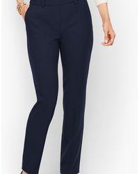 Talbots Cambridge Trousers - Blue