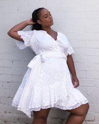 Tanya Taylor Bianka Dress - White