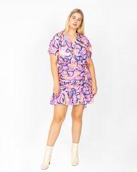 Tanya Taylor Zora Dress - Purple