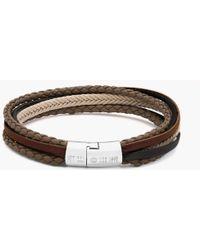Tateossian   Multi-strand Cobra Bracelet   Lyst