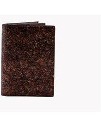 Tateossian - Washi Wallet In Brown - Card Holder - Lyst