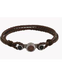 Tateossian - Tryptich Silver Bracelets - Lyst