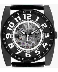 Tateossian - Gulliver Skeleton Sport Watch - Lyst