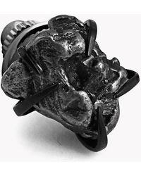 Tateossian - Meteorite Campo Del Cielo Pin - Lyst