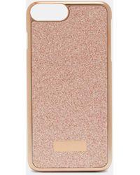 Ted Baker Funda De Móvil Glitter Para Iphone 6/6s/7/8 Plus - Multicolor