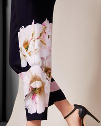 Ted Baker - Gardenia Tapered Trousers - Lyst