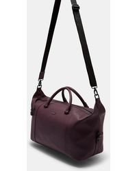 Ted Baker - Rubber Holdall - Lyst