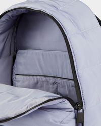 Ted Baker Nylon Zip Backpack - Grau