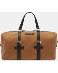 Ted Baker Wool Holdall - Multicolour