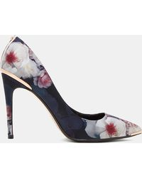 Ted Baker - Printed Pointed Courts - Lyst