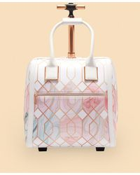Ted Baker - Sea Of Clouds Travel Bag - Lyst