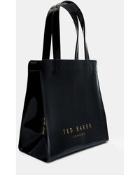 Ted Baker Almacon Bow Large Icon Bag - Black