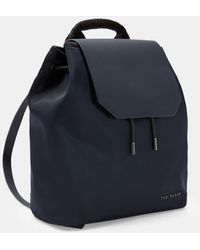 Ted Baker Mahda Backpack - Blue