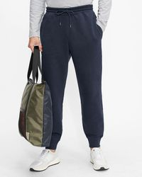 Ted Baker Jersey Jogger - Blue