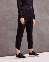 Ted Baker - Wrap-front Jogger Trousers - Lyst