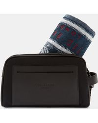 Ted Baker - Towel And Wash Bag Gift Set - Lyst