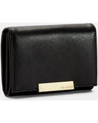 Ted Baker - Small Leather Purse - Lyst
