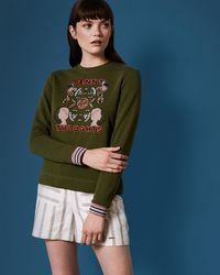 Ted Baker - 'penny For Your Thoughts' Jumper - Lyst