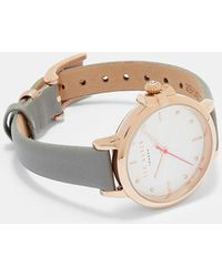 Ted Baker - Bow Dial Watch - Lyst