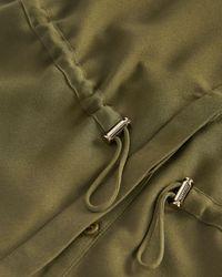 Ted Baker Falda Mini De Cuadros - Verde
