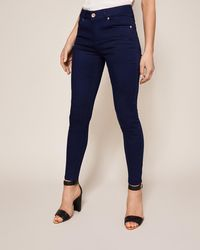 Ted Baker - Super Skinny Rinse Wash Jeans - Lyst