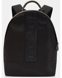 Ted Baker Nylon Backpack - Black
