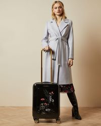 Ted Baker Highland Small Suitcase - Black