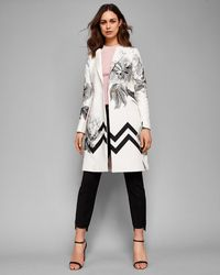 Ted Baker - Palace Gardens Coat - Lyst