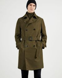 Ted Baker Trench Coat - Green