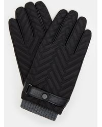 Ted Baker   Quilted Gloves   Lyst