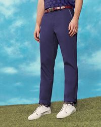 Ted Baker - Water-repellent Trousers - Lyst