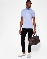 Ted Baker - Polo Shirt - Lyst