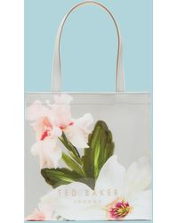 Ted Baker - Chatsworth Small Icon Bag - Lyst