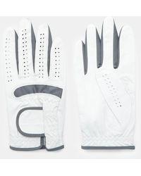 Ted Baker Golfglv Golf Gloves - White