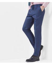 Ted Baker - Debonair Wool Trousers - Lyst