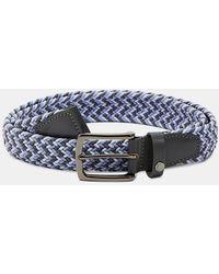 Ted Baker Woven belt - Morado
