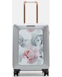 Ted Baker - Porcelain Rose Small Suitcase - Lyst