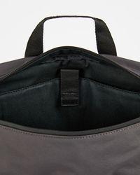 Ted Baker Paper Touch Nylon Backpack - Grau